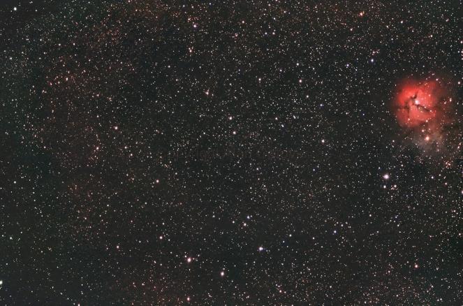 M20 (Trifid nebula)