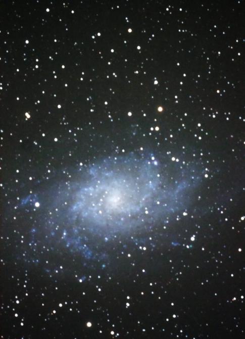 Triangulum Galaxy, M33