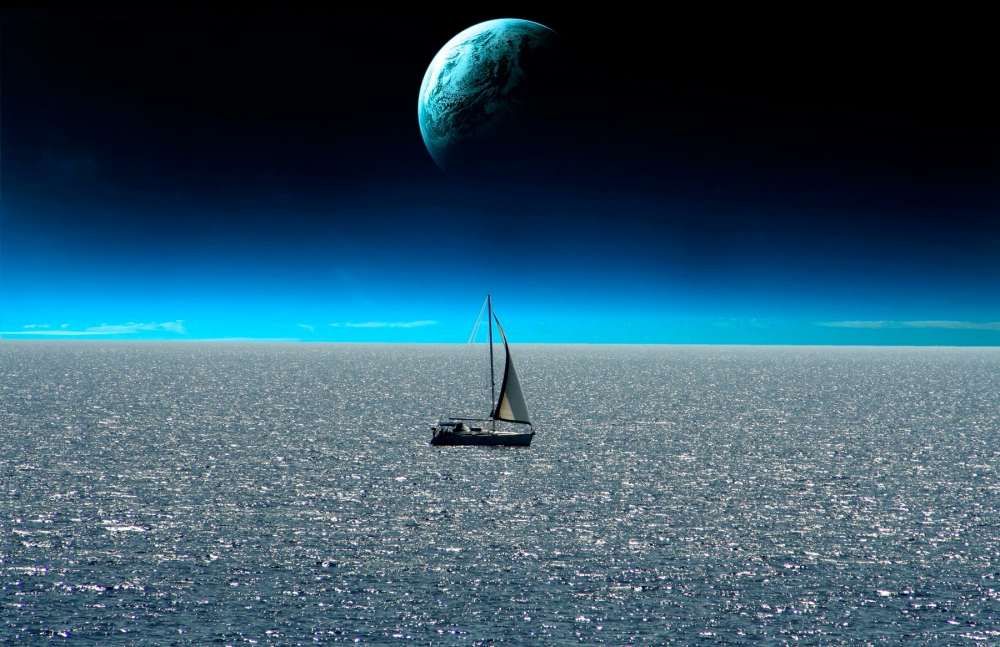 Surfing-towards-another-Earth