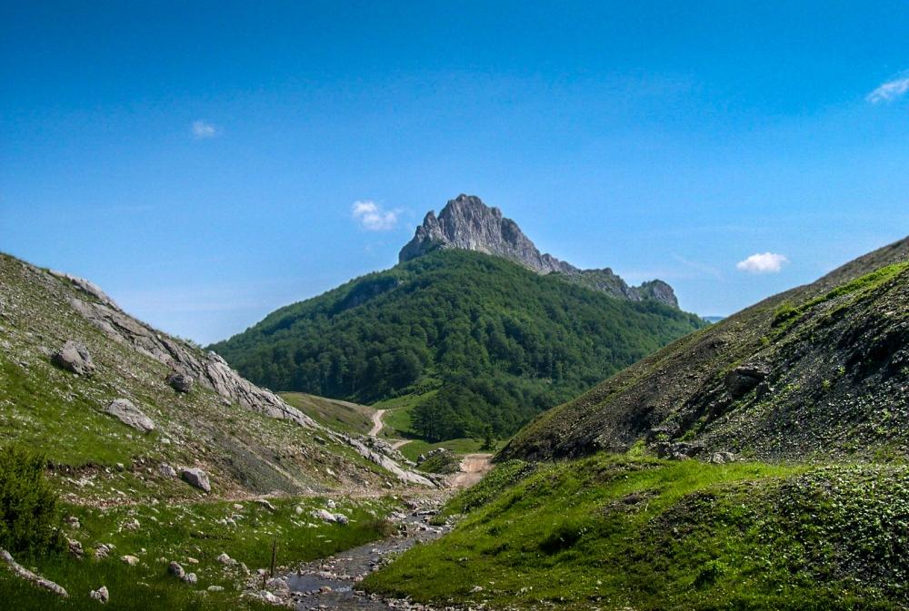 Puzim peak