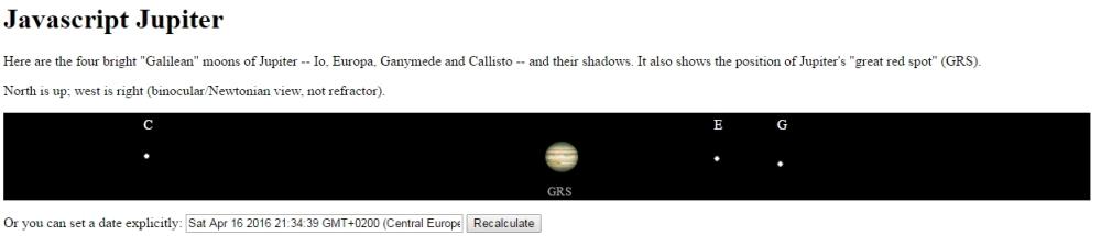 Jupiter is ateliti java aplet.jpg