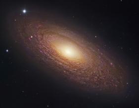 NGC2841-HST-Subaru-DSS-LL