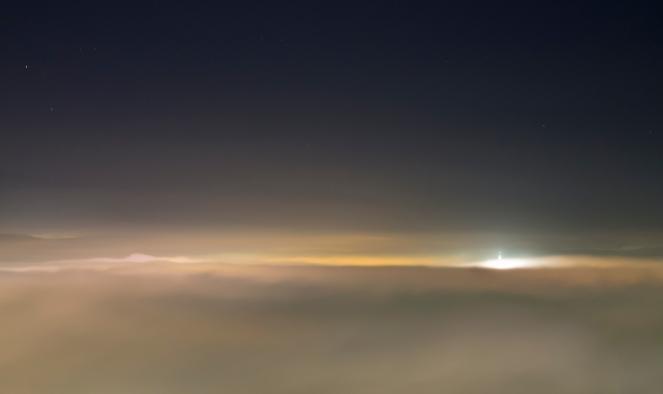 Sarajevo under the fog siege